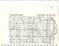 Map Image 007, Fayette County 1972